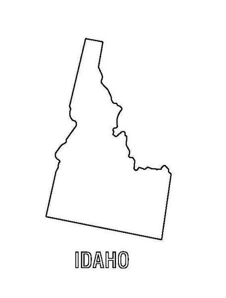 PANCAKE DIE ST043 STATE IDAHO