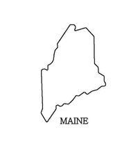 PANCAKE DIE ST023 STATE MAINE