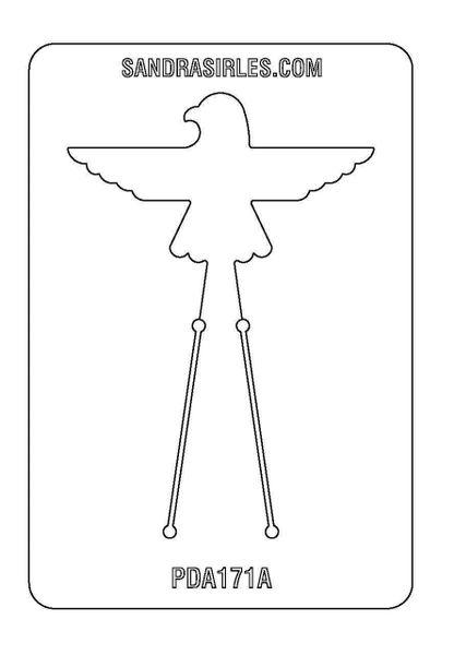 PANCAKE DIE PDA171 THUNDER BIRD 1