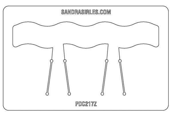 PANCAKE DIE PDC217 CUFF MOVEMENT
