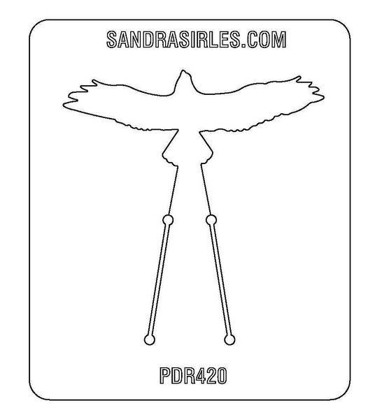 PANCAKE DIE PDR420 RING SHANK 12 HAWK