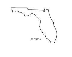PANCAKE DIE ST027 STATE FLORIDA