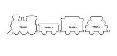PANCAKE DIE PD204-4 TRAIN 4