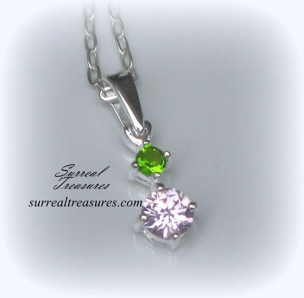 SPRING GLOW NECKLACE