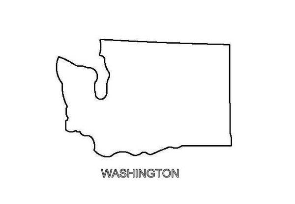 PANCAKE DIE ST042 STATE WASHINGTON