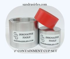 """2"""" CONTAINMENT CUP SET"""