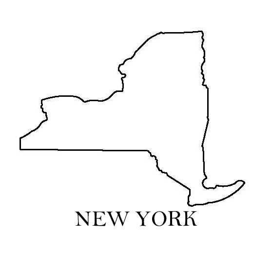 PANCAKE DIE ST011 STATE NEW YORK