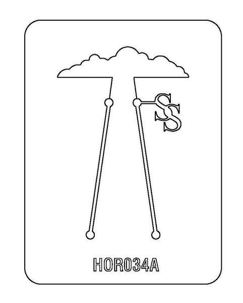PANCAKE DIE HOR034 CLOUDS 3