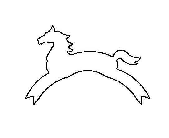 PANCAKE DIE SW4 SW HORSE