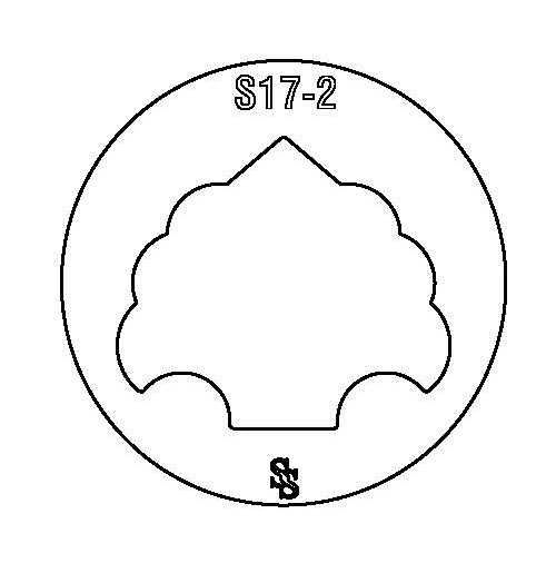 SILHOUETTE DIE S17 DESIGN 12
