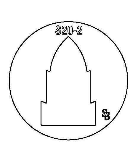 SILHOUETTE DIE S20 DESIGN 3