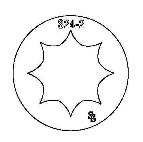 SILHOUETTE DIE S24 DESIGN 9