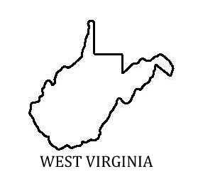 PANCAKE DIE ST035 STATE WEST VIRGINIA