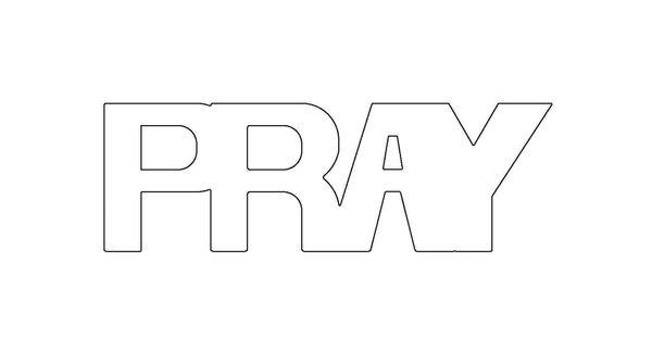 PANCAKE DIE LET33 PRAY