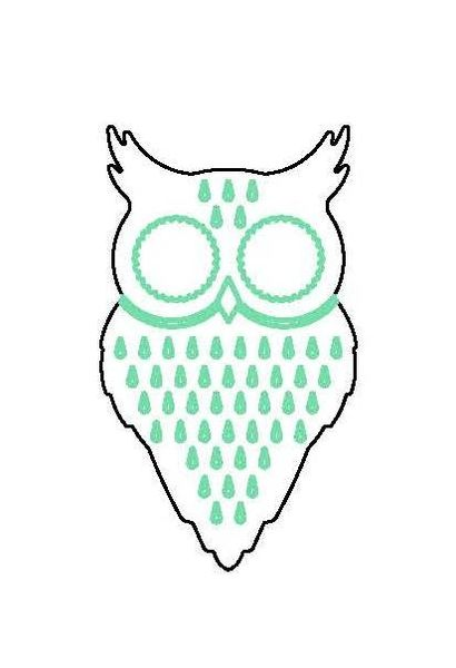 IMPRESSION PLATE IP3B OWL MARKINGS