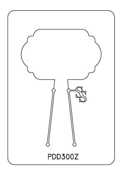 PANCAKE DIE PDD300 DESIGN-1