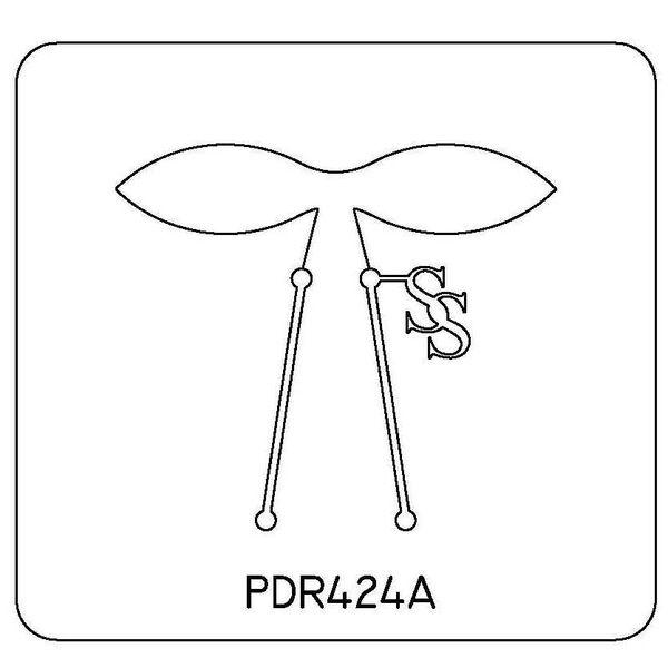 PANCAKE DIE PDR424 RING SHANK 14