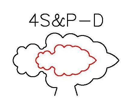 S&P DUOS: SILHOUETTE & PANCAKE DIE DUO: 4S-D, 4P-D DESIGN