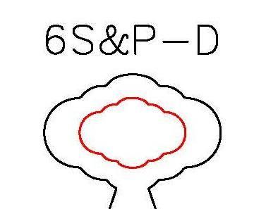 S&P DUOS: SILHOUETTE & PANCAKE DIE DUO: 6S-D, 6P-D DESIGN 2