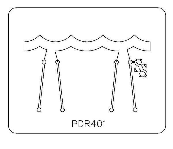 PANCAKE DIE PDR401 RING OCEAN