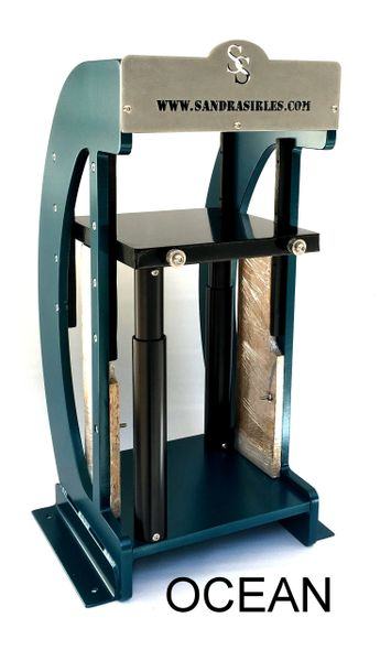 32-TON HYDRAULIC JEWELRY PRESS - NO JACK