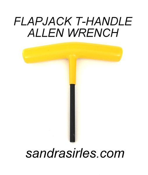 FLAPJACK T-HANDLE ALLEN WRENCH FJTH100
