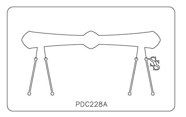 PANCAKE DIE PDC228 CUFF