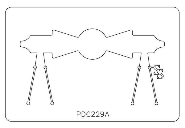 PANCAKE DIE PDC229 CUFF