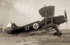 """Heinkel He 51 30"""" (Prototype*)"""