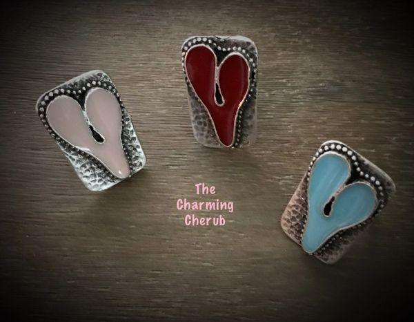 Heart rings ❤️