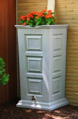 Rain Collecting Pedestal Planter