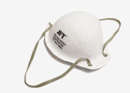 Real NIOSH certified N95 Respirator (pack of 20 units)