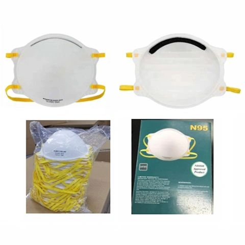 Real NIOSH Certified N95 Respirator (Pack of 20)