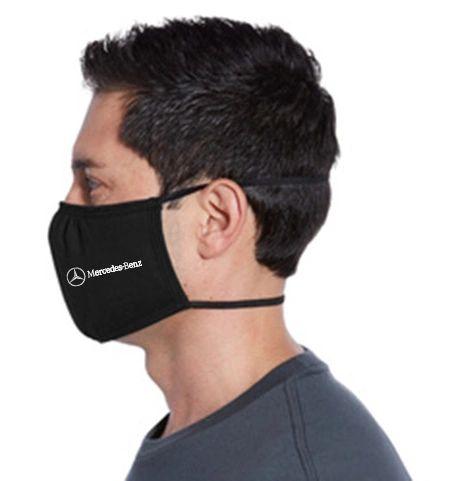 District® V.I.T.™ Shaped Face Mask (Custom Printed Order of 60 masks)