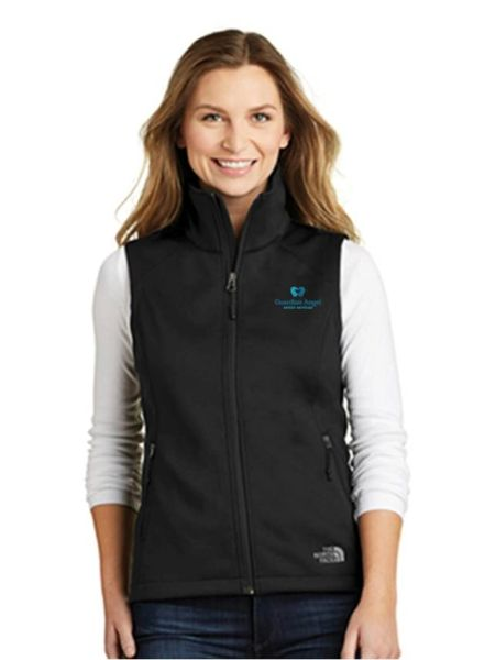 The North Face® Ladies Soft Shell Vest
