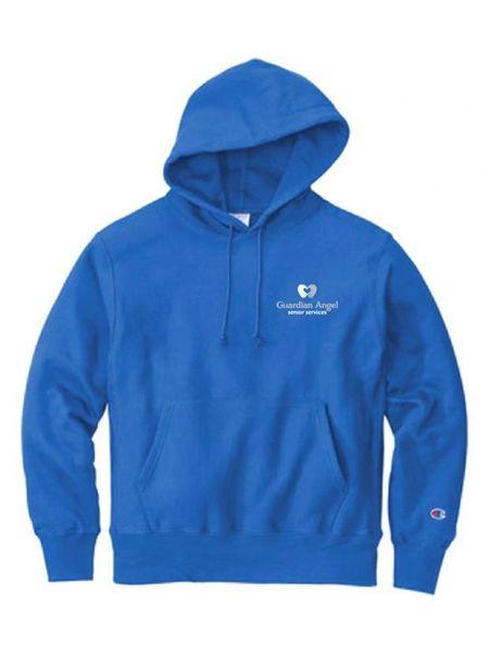 Champion ® Reverse Weave Hooded Sweatshirt
