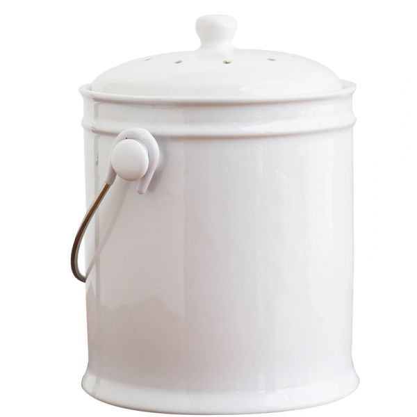 Ceramic Kitchen Composter