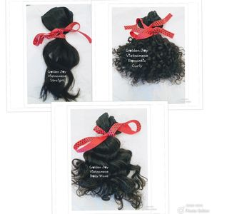 RAW VIRGIN VIETNAMESE HAIR EXTENSIONS