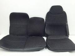 "03-06TAHOE,SILVERADO,SUBURBN VINYL COMPLETE DRIVER SEAT COVER /""GRAY/""#922"