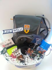 Off-Road Trail Runner Gift Basket