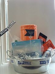 Sorry You're Injured Runner Gift Basket