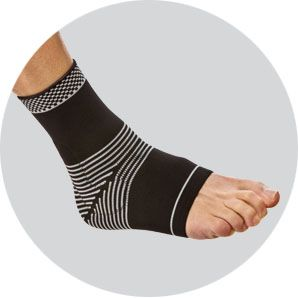 Cho-Pat Dynamic Ankle Compression Sleeve