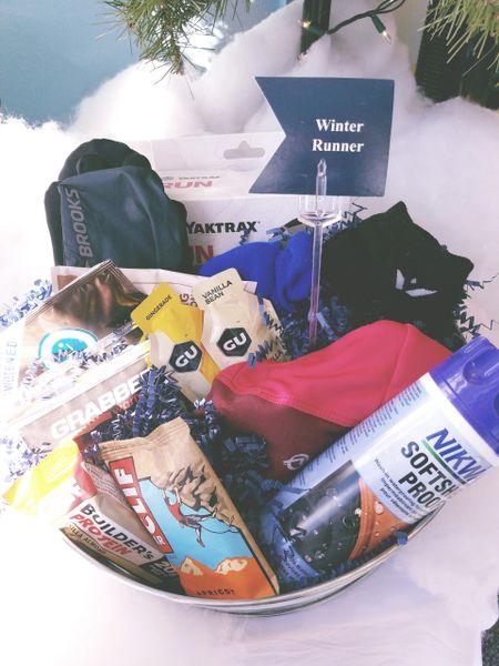 Winter Runner Gift Basket