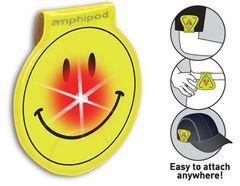 Vizlet LED Reflector (Smiley Singles)