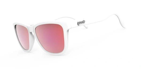 Goodr Sunglasses - Albino Rhino Chalked Hooves