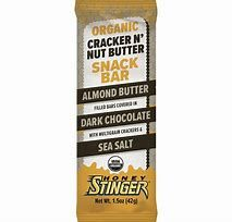 Honey Stinger Cracker N' Nut Butter Snack Bars - 1.5oz Bar - MSRP $2.20