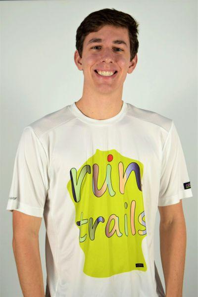 run trails, run wild