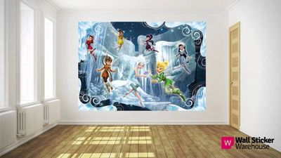 Murals are great for children bedrooms or play areas