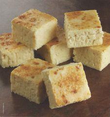 Coconut Custard Pie Fudge
