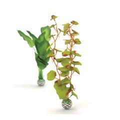 biOrb Silk Plant Pack Medium Purple-Green - 46101
